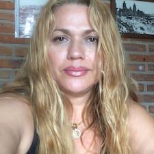 Griselda felhasználói profilja