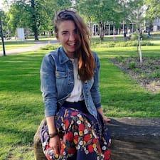 Profil utilisateur de Kristína