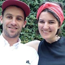 Användarprofil för Sinéad & Jordan