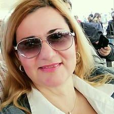 Profil utilisateur de Ευσταθια