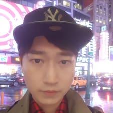 Användarprofil för Jae Jin