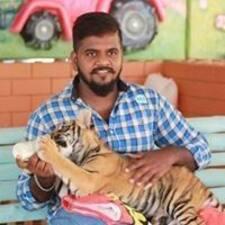 Profil korisnika Senthil
