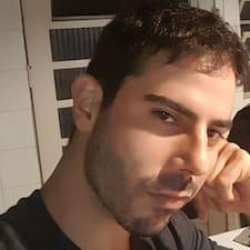 Gabriel felhasználói profilja