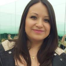 Roxana felhasználói profilja