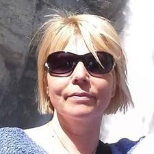 Lili felhasználói profilja