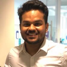 Ajeet Pati - Uživatelský profil