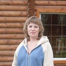 Ангелина felhasználói profilja