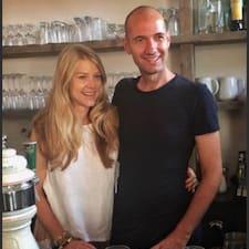 Användarprofil för Kristina And Maurizio