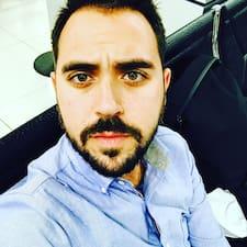 Användarprofil för Nicolás