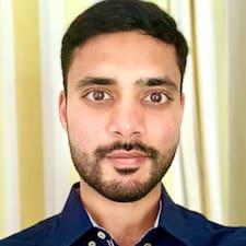 Profil korisnika C V Sunil