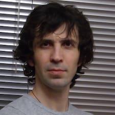 Nikolay felhasználói profilja