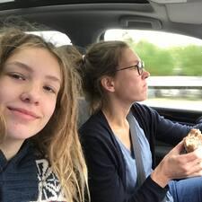 Notandalýsing Monika
