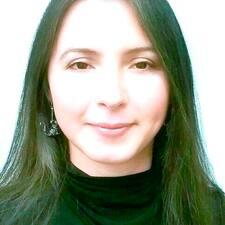 Profil utilisateur de Johanna Isabel