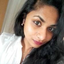 Liya felhasználói profilja