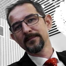 Constantin felhasználói profilja