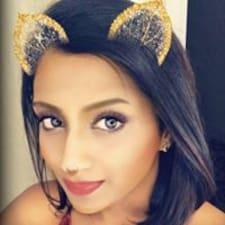 Profil Pengguna Puneetha