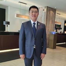 โพรไฟล์ผู้ใช้ Zheyong