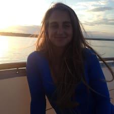Catiana felhasználói profilja