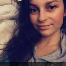 Profil utilisateur de Adeline