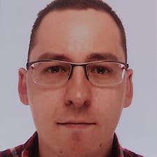 Profil utilisateur de Velizar