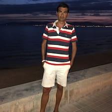 Profil Pengguna Henrique