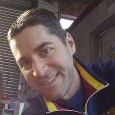 Rory felhasználói profilja