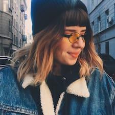 Profil utilisateur de Кристина