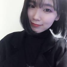 Profil Pengguna 지은