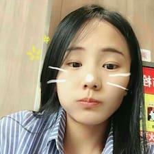 Perfil do utilizador de 晓静
