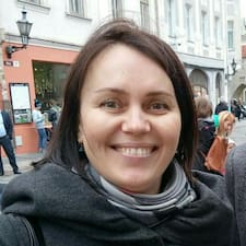 Nadezhda Brugerprofil