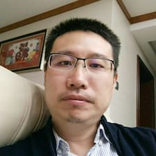 杰 - Uživatelský profil