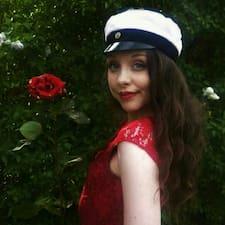 Aliisa felhasználói profilja