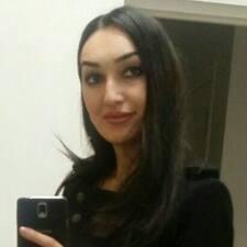 Алия的用戶個人資料