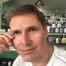 Perfil do usuário de Martin