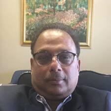 Goutam felhasználói profilja