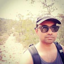 Prashanth的用戶個人資料
