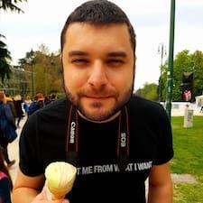 Profilo utente di Serban