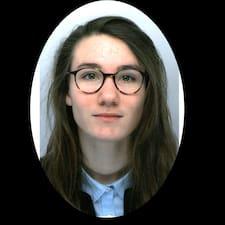 Daphné felhasználói profilja