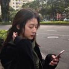 妹妹 - Uživatelský profil