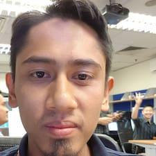 Profil utilisateur de Iskandar