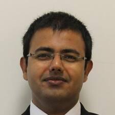 Debarshi User Profile