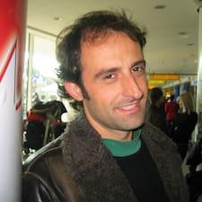 Henkilön Giuliano käyttäjäprofiili