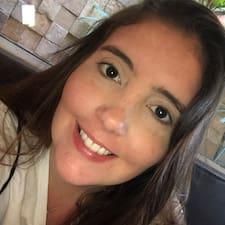 Profil utilisateur de Nayanna Sabiá