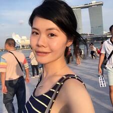 Gebruikersprofiel Hsiu-Mei