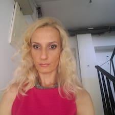 Jelena Brukerprofil