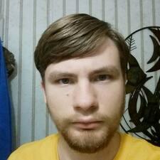 Profil Pengguna Gregory