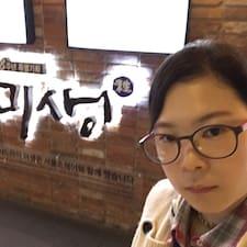 Nutzerprofil von Geunhye