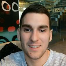 Jakov felhasználói profilja