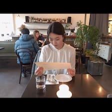Henkilön Woo Kyung käyttäjäprofiili