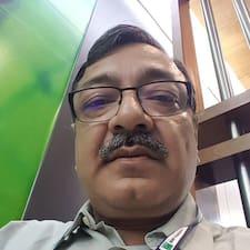 Profil Pengguna Pradyumn